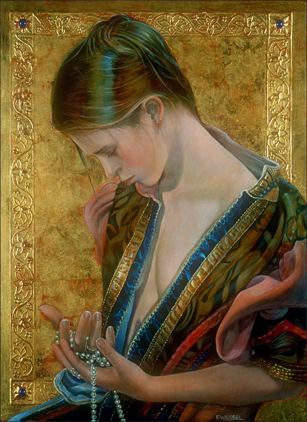 Fred Wessel My Art Is Deeply Influenced By My Italian Roots