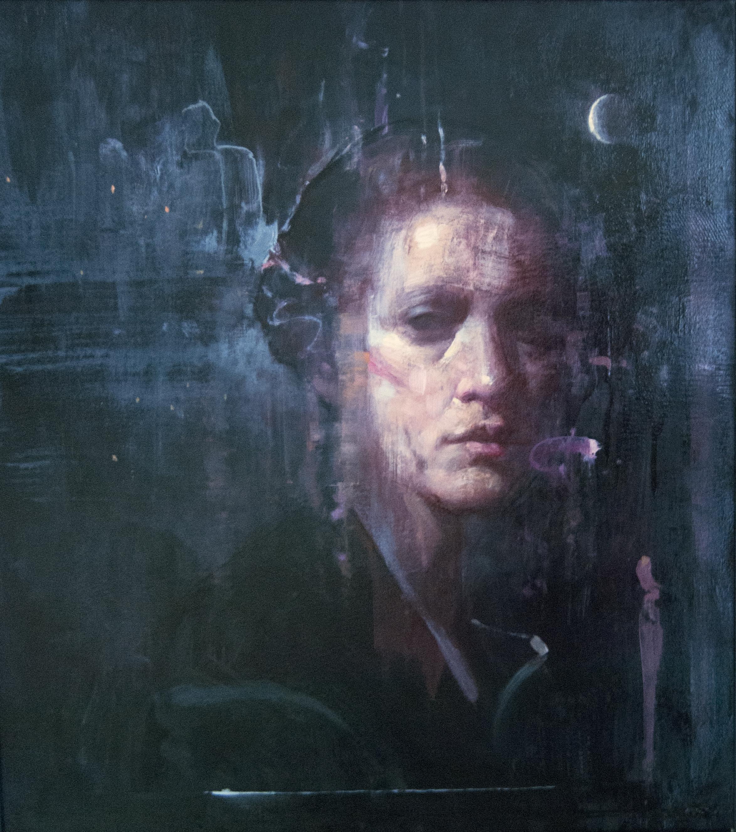 Richard T Scott A Post Contemporary Figurative Painter